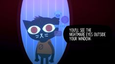 Night in the Woods I love Mae so much she's hilarious