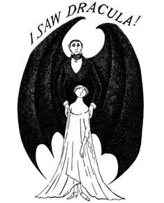 Items similar to DRACULA - Vampire - Edward Gorey - Gothic Home Decor - Gothic Artist - Goth - Gothic - Dark Art - Gothic Decor - Goth Decor - Gothic Art on Etsy Edward Gorey, Illustrations, Illustration Art, Arte Horror, Ink Pen Drawings, Surreal Art, Macabre, Dark Art, Poster Prints