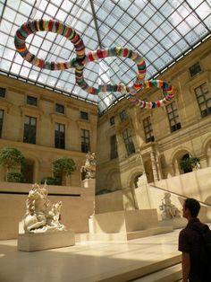 Louvre Michelangelo Pistoletto 2013