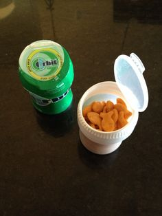 Gum car cups! Perfect size on the go snack cup and fits perfectly in lunch boxes. Perfect! Zeckford.com #ZeckFord