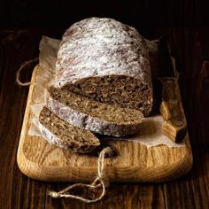 """A classic throughout Scandinavia, this rye bread recipe is spiced with fennel and caraway seeds and uses some white flour … Continue reading """"Rye bread"""" Pain Aux Raisins, Roasted Broccoli Recipe, Rye Bread Recipes, Quick Side Dishes, Open Faced Sandwich, Parmesan Recipes, Caraway Seeds, Weird Food, Breads"""
