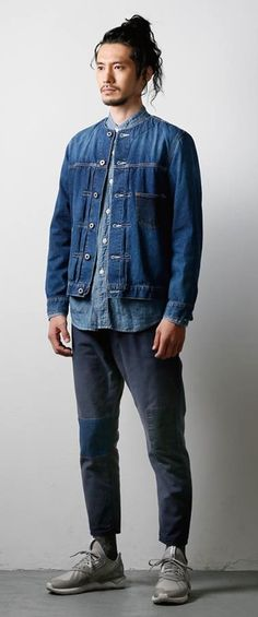 FDMTL 2016 S/S Collection - Japanese Fashion - Men's Style - #madeinjapan More