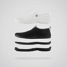 Marc Newson for Nike - Nike Zvezdochka. A modular shoe inspired by what astronauts wear at the Russian Space Institute. Adidas Sneakers, Shoes Sneakers, Shoes Men, Nike Heels, Sports Footwear, Shoe Art, Lacoste, Designer Shoes, Nike Free
