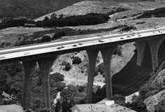 The May 29, 1969 dedication of the Eugene A. Doran Bridge in San Mateo County. The photo was taken from Lexington St. in San Mateo.