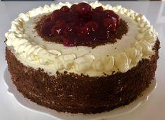Tort Czarny Las - Blog z apetytem Cheesecake, Easy, Blog, Cheesecakes, Blogging, Cherry Cheesecake Shooters