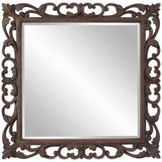 Howard Elliott Cheltenham Square Mirror 56127