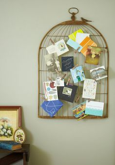 awesome Home Decor, Cute & Retro Home Decor & Indie Decor Ideas Prácticas, Decor Ideas, Decorating Ideas, Party Ideas, Gift Ideas, Bird Cages, Retro Home Decor, Dorm Decorations, Modcloth