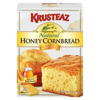 But wait! If you don't have time to make our #cornbread from scratch, you can always add 1/4 cup of our #salsa to your favorite cornbread mix. ;) #Krusteaz