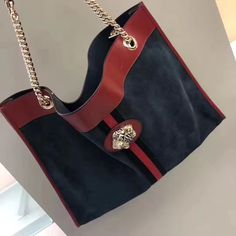 a928161157ba Gucci Tiger Head Rajah Large Tote Bag 537219 Discount Price From  www.pursemode.