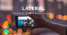 LATERAL is a design & technology studio based in San Francisco, CA.