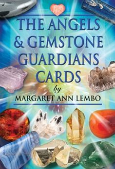 Angels & Gemstone Guardians Cards: 44 Full colour Oracle cards