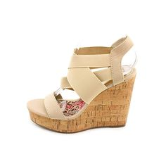 5c2a969b528 Madden Girl Womens Eastt Open Toe Casual Platform Sandals    Check this  awesome product by