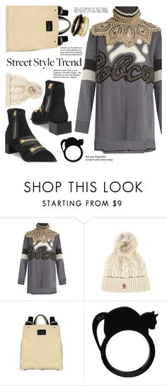 """""""Chic all day"""" by gabrilungu ❤ liked on Polyvore featuring Marc Jacobs and Moncler Grenoble"""