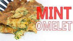 KETO BREAKFAST IDEA 02 - Mint Omelet