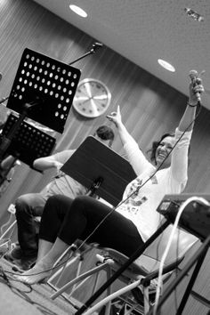Nina Badric, probe  Nina Badric ft. New Festival Orchestra @ Dvorac Otočac, 7.6.2014. #ninabadric #newfestivalorchestra #dvoracotocac