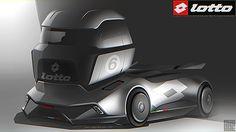 Lotto Truck - Mauricio Cavalheiro - Agorapode Contest