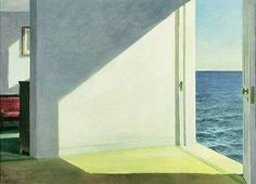 "Edward Hopper ""Rooms by the Sea"""