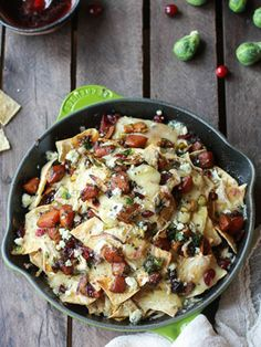 Fancy Nacho Recipes For All Your Spring Occasions : Because nachos. #SelfMagazine