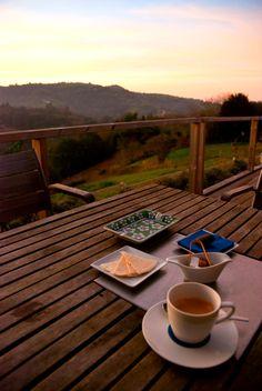 Los Llaureles en Torazo, Cabranes, Asturias. http://www.lugaresdeasturias.com/relajacion-otonal-en-los-llaureles-cabranes/