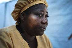 Meet Josephine Finda Sellu. As the deputy nurse matron on the Ebola ward in Sierra Leone, she had never stopped toiling away for the sick. She's lost 15 nurses. She has not been infected.