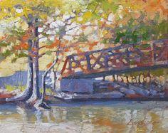 Landscape Artists International: ANOTHER BRIDGE
