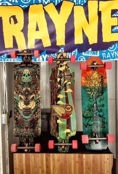 Rayne Motherfucking Longboards