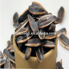 Type 363 leisure food black shell caramel flavor roasted sunflower seeds