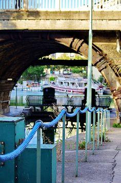 Bassin de l'Arsenal, Paris IV