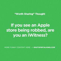Eyewitness or iWitness http://www.shutupimtalking.com/eyewitness-or-iwitness/