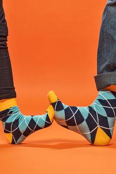 Matching socks for men, women, and kids. Matching Socks, Daddy Daughter, Dinosaur Stuffed Animal, Fun, Kids, Stuff To Buy, Women, Fashion, Young Children