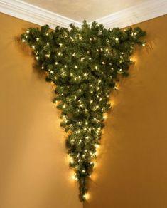 Плоские новогодние елки на стене: 6 поделок своими руками (31 фото)   Из бумаги   DecorWind.ru