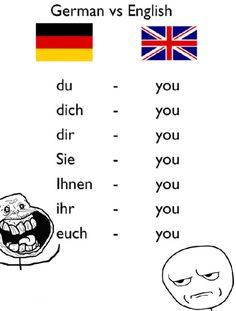 German personal pronouns are like ants – there are very many of them. The German Extrawurst. The post German personal pronouns are like ants – there are very many of them. appeared first on DIY Fashion Pictures. Funny Facts, Funny Quotes, Funny Images, Funny Pictures, German Language Learning, Learning English, Learn German, Good Humor, Laugh Out Loud