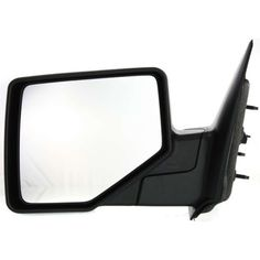 2006-2011 Ford Ranger Mirror LH, Manual Folding, Textured