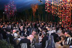 At the dinner Van Cleef & Arpels held to celebrate its new exhibition at the Cooper-Hewitt, Van...