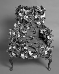 1stdibs | Geof Kern - Butterfly Chair, 1994