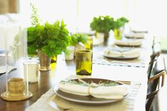 12 Smart Ideas for a Simple Summer Party - Elle