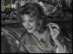 Melina Mercouri - Ta pedia tou Pirea (with English subtitles) Music Sing, Sound Of Music, My Music, In My Life Movie, Never On Sunday, Alphabet Songs, Henry Miller, Greek Music, Expositions