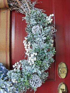 35+ Crafty Outdoor Holiday Decorating Ideas | HGTV >> http://www.hgtv.com/design/decorating/design-101/crafty-outdoor-holiday-decorating-ideas-pictures?soc=pinterest