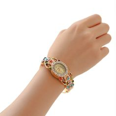 $2.59 (Buy here: https://alitems.com/g/1e8d114494ebda23ff8b16525dc3e8/?i=5&ulp=https%3A%2F%2Fwww.aliexpress.com%2Fitem%2FLVPAI-Flower-Crystal-Fashion-Luxury-clock-women-Watches-Ladies-Bracelet-Watch-reloj-pulsera-relogio-feminino-2016%2F32743764158.html ) LVPAI Flower Crystal Fashion Luxury clock women Watches Ladies Bracelet Watch reloj pulsera relogio feminino 2016 #10 Gift 1pc for just $2.59
