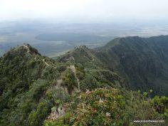 Monte Longonot, Kenia