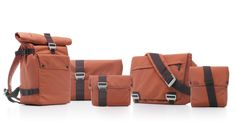 Bluelounge® Postal Bag by Jevfandrew , via Behance