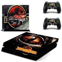 Playstation Ps4 Console And Controller Skin Vinyl Cover Decal Sticker Ghost Ops Be Novel In Design Video Game Accessories