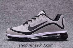New Coming Nike Air Max 2017.5 KPU Gray Black Mens