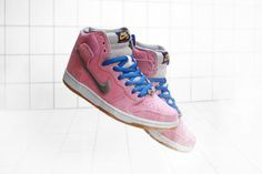 "Concepts x Nike SB 2012 ""When Pigs Fly"" Dunk Hi"