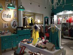 ''Itali Store'' en Cali (Colombia), qué #tienda más bonita!!!  #retail #storedesign #design