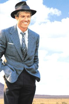 Robert Redford in 'The Natural', 1984