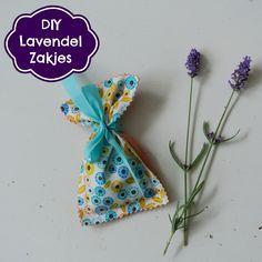 By MiekK: DIY - Lavendel Zakjes maken