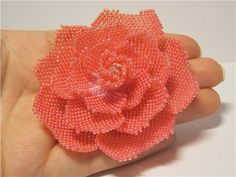 Flower schema ~ Seed Bead Tutorials