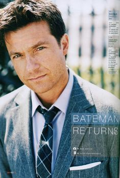Jason Bateman.  I've had a crush on him since he was on Little House on the Prairie!