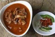 Sorpatel - Spicy Goan Pork Curry